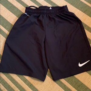 Woman's Nike Dri Fit shorts size small
